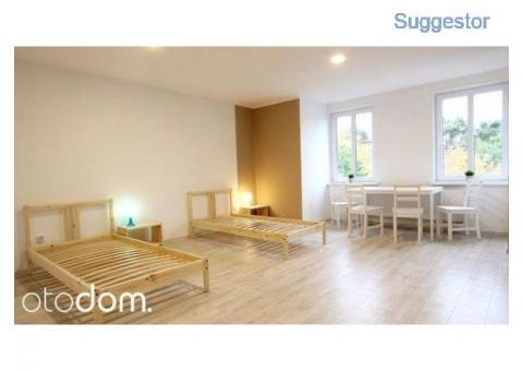 Pokoje dwuosobowe w mieszkaniu 5-pokojowym Gdańsk