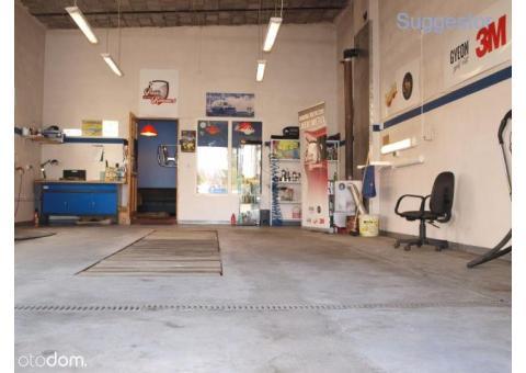 Garaż / Magazyn 110 m2 w pełni wyposażony