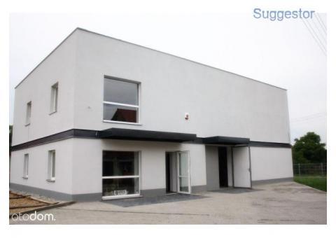 Budynek biurowo-magazynowy