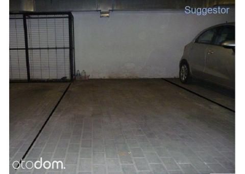 Miejsce w garażu wielostanowiskowym Orszeszkowej 2