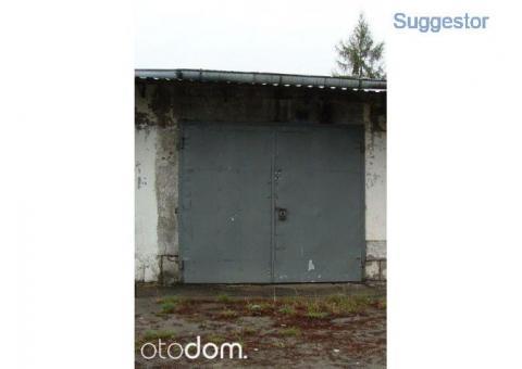 Garaż murowany w Komarowie-Okazyjnie-