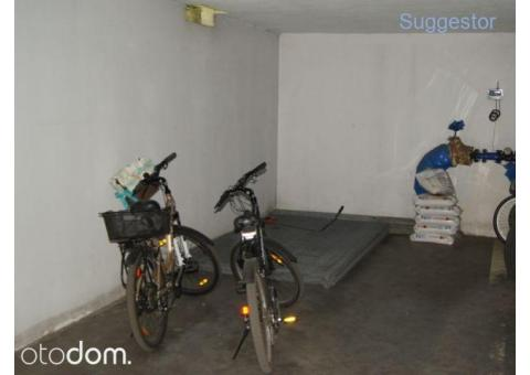 Podziemne miejsce garażowe w Pruszkowie
