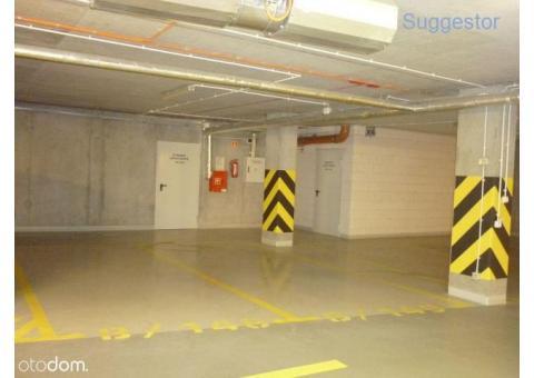 Miejsce parkingowe w garażu podziemnym ul Obrzeżna
