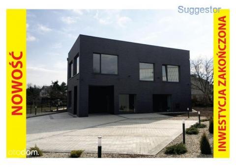 Nowy BIUROWIEC w dobrej lokalizacji, 438 m2