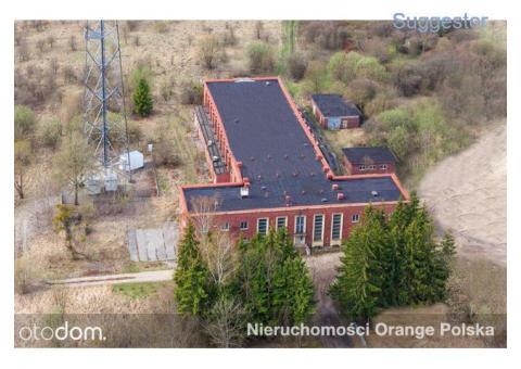 Lokal użytkowy, 3 144 m², Lidzbark Warmiński