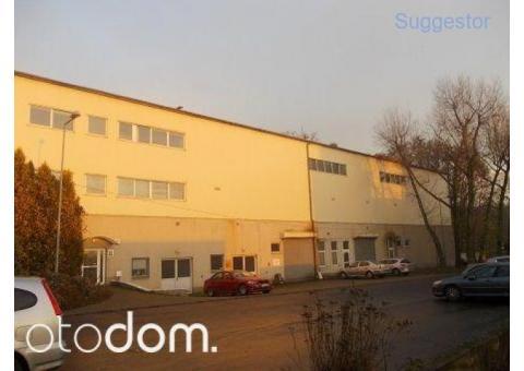 Budynek magazynowo-biurowy, Szczecin ul. Ziemowita