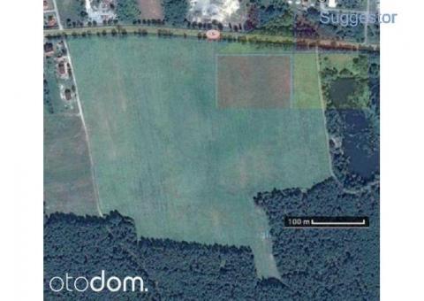 Działka inwestycyjna 18,5 ha